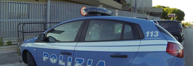 il commissariato di polizia di Formia
