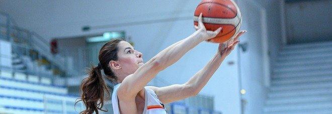 Batrice Ion (foto Amicacci Basket Daniele Caponi)