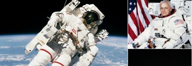 Morto Bruce McCandless, l'uomo che fluttuava libero nello spazio