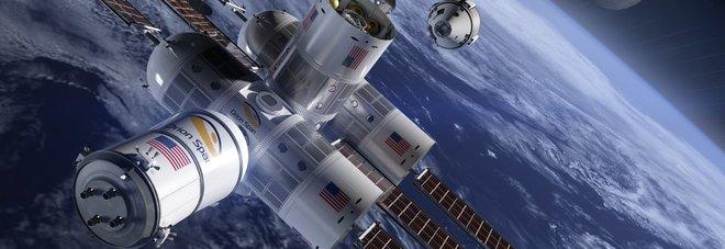 Vacanza tra le stelle, costo choc: 800mila euro a notte nel primo hotel di lusso nello spazio