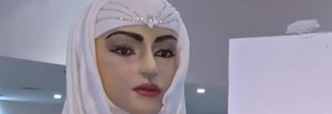 Dubai, l'ultima trovata: una torta a forma di sposa del valore di un milione di dollari