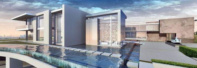 Los angeles ecco la casa pi costosa del mondo vale 500 milioni di dollari - La casa piu bella al mondo ...
