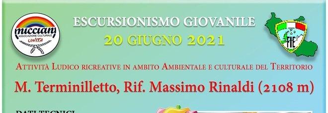 Escursione guidata sul Monte Terminilletto-Rifugio Massimo Rinaldi dedicata ai bambini