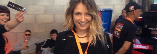 Myriam Catania al Kickit Officine Farneto