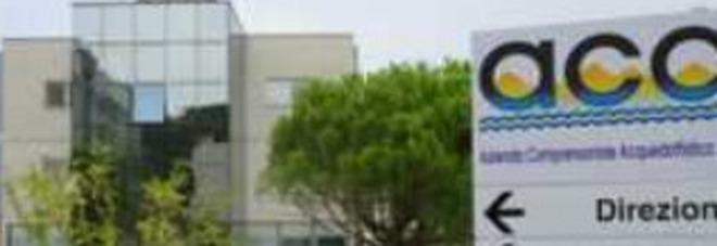 La sede dell'Aca a Pescara