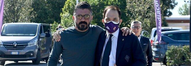 Nervi tesi tra Gattuso e la Fiorentina: possibile divorzio anticipato