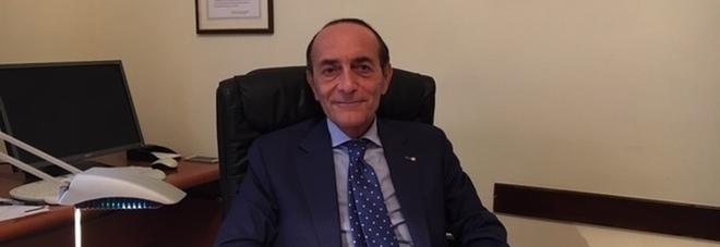 Il vicario del prefetto di Viterbo, Salvatore Grillo