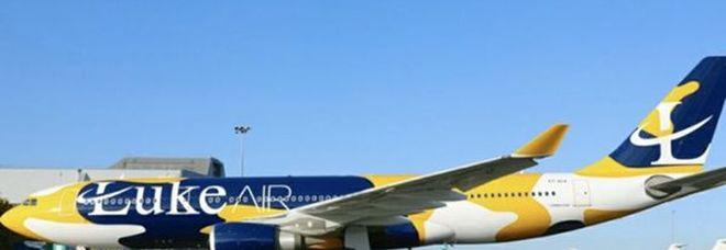 Blue Panorama pronta a ridenominarsi Luke Air