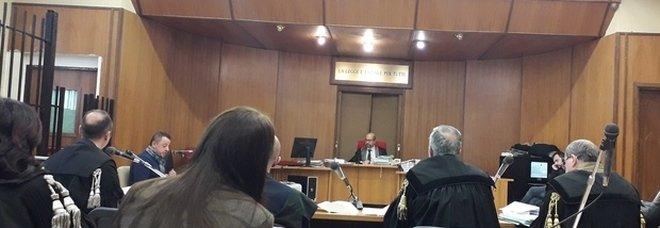 Ieri il processo in tribunale