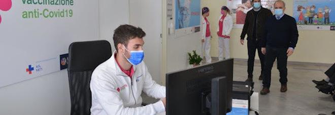 Campagna vaccinale anti-Covid, superato il tetto delle 175.000 dosi somministrate nel Reatino