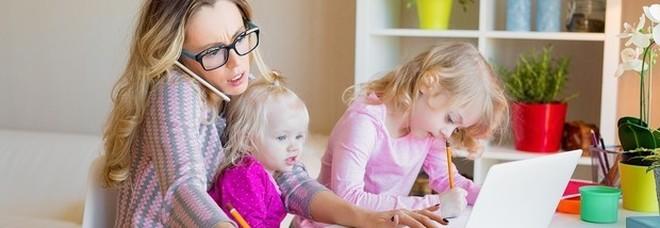 Donne e lavoro, in Italia 4 madri su 10 scelgono il part-time piuttosto che perdere il posto