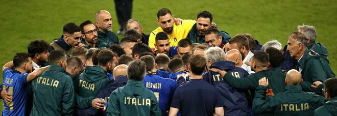 Italia-Inghilterra una settimana dopo, in Scozia ringraziano per l'impresa degli azzurri