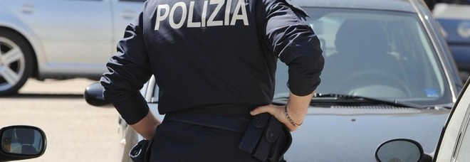 Roma sicurezza furti in isola ecologica e spaccio 4 arresti - Commissariato porta maggiore ...