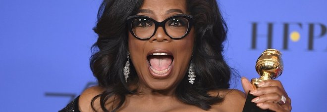 Usa, Oprah Winfrey dice no: «Io presidente? Non è nel mio Dna»