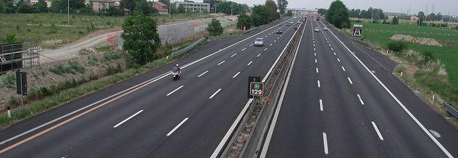 Roma, incidente tra camion: chiuso tratto Roma Nord-Guidonia