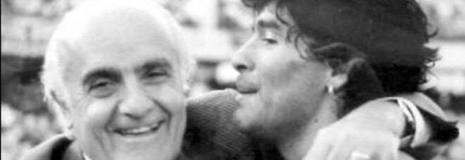 Napoli, morto a 91 anni il dottor Acampora, medico di Maradona