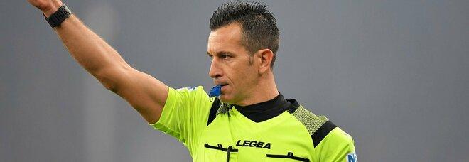 L'arbitro Doveri di Roma