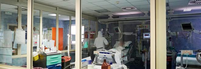 Coronavirus, muore al Santa Maria un uomo di 71 anni