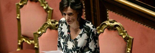 Bonetti: «Solidarietà alla Castelli, basta insulti sessisti nei confronti delle donne»