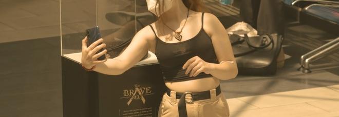 The Brave Belt, la cintura che aiuta a diventare più forti: il video girato al Bambin Gesù