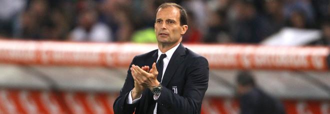 Juventus, Allegri: «Sei anni fa vicino alla Roma, ora sto bene qui»