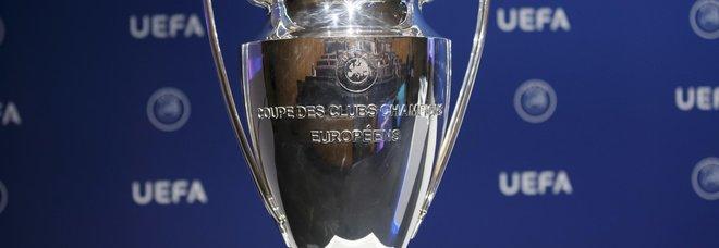 Champions, la Uefa rinvia Juve-Lione e City-Real Madrid