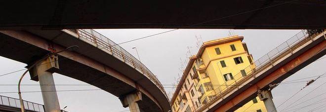 Tangenziale Est, sì alla demolizione: abbattuti 500 metri di viadotto