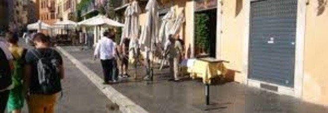 Scontrini e igiene al setaccio i locali di Piazza Navona