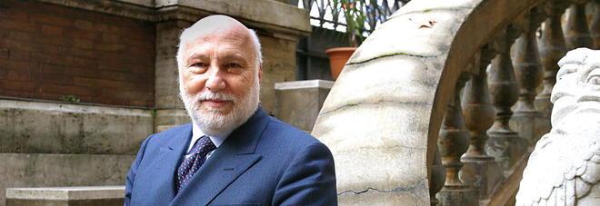 Il sociologo Domenico De Masi