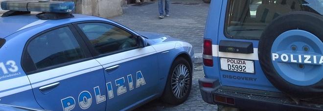 Il commissariato di polizia di Tarquinia