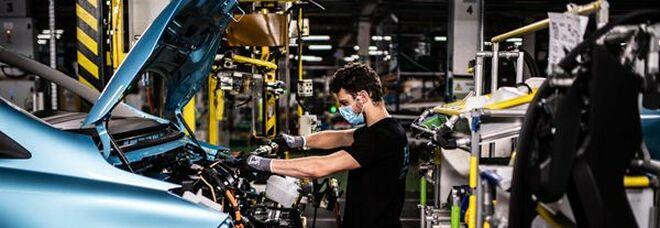 USA, produzione industriale agosto +0,4% m/m, manifattura +0,2%