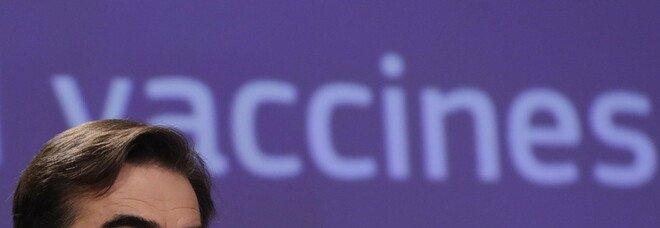 Margaritis Schinas, vicepresidente Commissione Ue, positivo al Covid