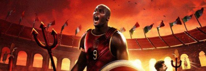 Belgio-Italia, Lukaku come un gladiatore. La sfida dei quarti di Euro 2020 si accende sui social: «Veni, vidi...»