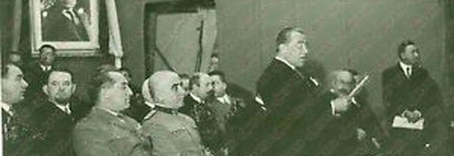 9 agosto 1943 Si dimette il ministro degli Interni Fornaciari