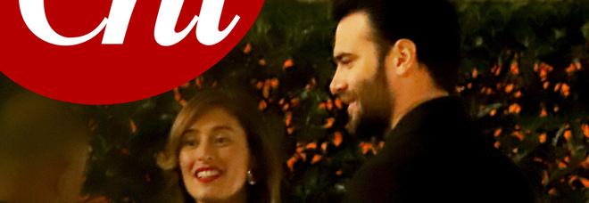 Maria Elena Boschi, cena romantica a Roma con Giulio Berruti: lui è da poco tornato single