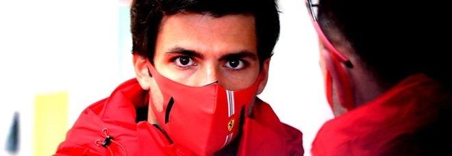 Ferrari: Sainz debutta al volante della Rossa nei test di Fiorano