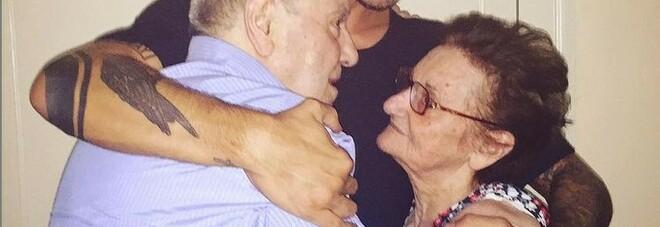 Stefano De Martino, è morta nonna Elisa: aveva 85 anni. Forse vittima di un incidente domestico