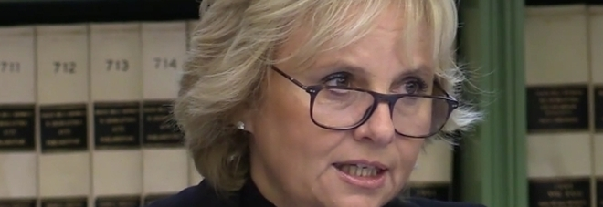 Flaminia Saccà, responsabile scientifica dell'indagine sui pregiudizi e gli stereotipi