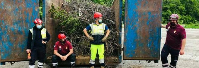 Mitigazione rischio incendi al Terminillo, un successo l'iniziativa del Comune