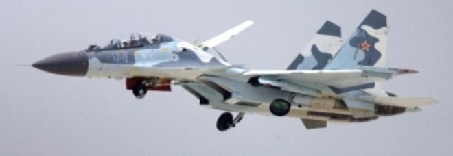 Aereo Da Combattimento Russo : Mar nero caccia russo sfiora aereo ricognizione usa