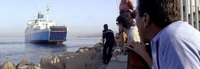 Messina, morto un marinaio: si è spezzata la cima della nave e lo ha colpito