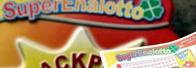 Il SuperEnalotto bacia di nuovo l'Umbria con un 5 da oltre 33mila euro