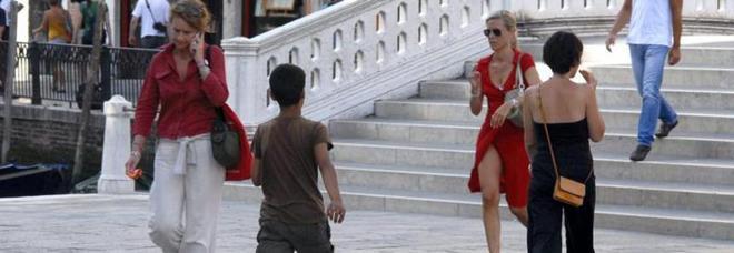 """Venezia è una scuola di ladri: baby rom da Roma per imparare """"il ..."""