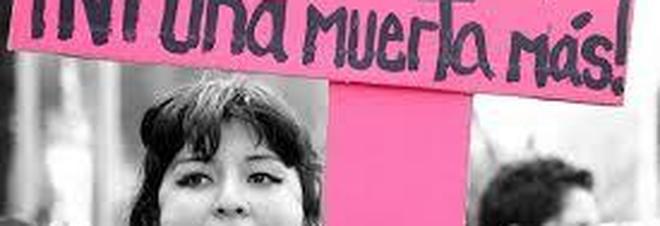 manifestazione a Città del Messico