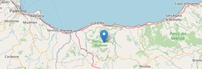 Terremoto, doppia scossa nel Palermitano: paura e gente in strada a Cefalù, ma nessun danno