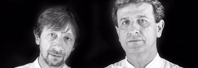 I fratelli Serva, gli chef stellati di Rieti, cuochi per gli ospiti vip agli Internazionali di tennis di Roma