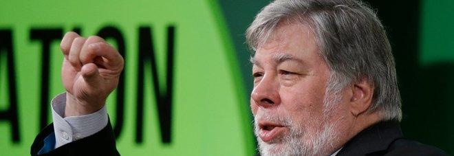 Il cofondatore di Apple,  Steve Wozniak