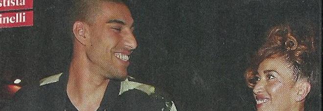 Nina Zilli innamorata: col puglie pittore Omar Hassan a Milano