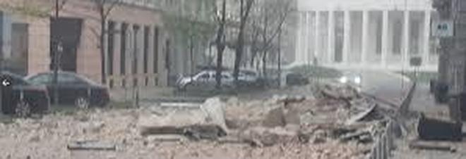Terremoto a Zagabria, morta quindicenne rimasta ferita