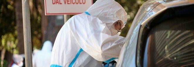 Covid Frosinone, contagi in crescita: 40 nuovi casi. La Asl: «Possibile effettuare i tamponi senza prenotazione»